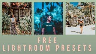 free presets for lightroom mobile