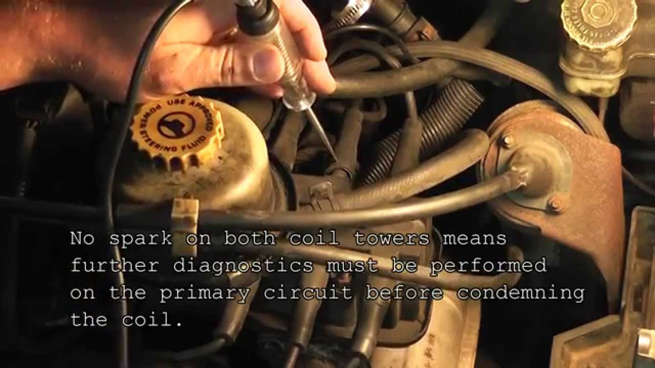 hight resolution of symptoms and causes of a bad ignition coil