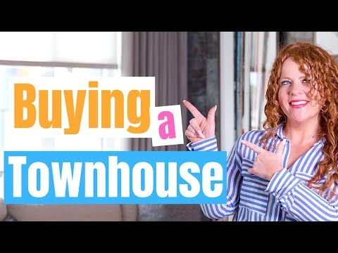 HOW TO BUY A TOWNHOUSE FOR THE FIRST TIME! | A Step-by-Step Guide