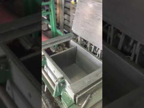 Пресс для отходов металла своими руками