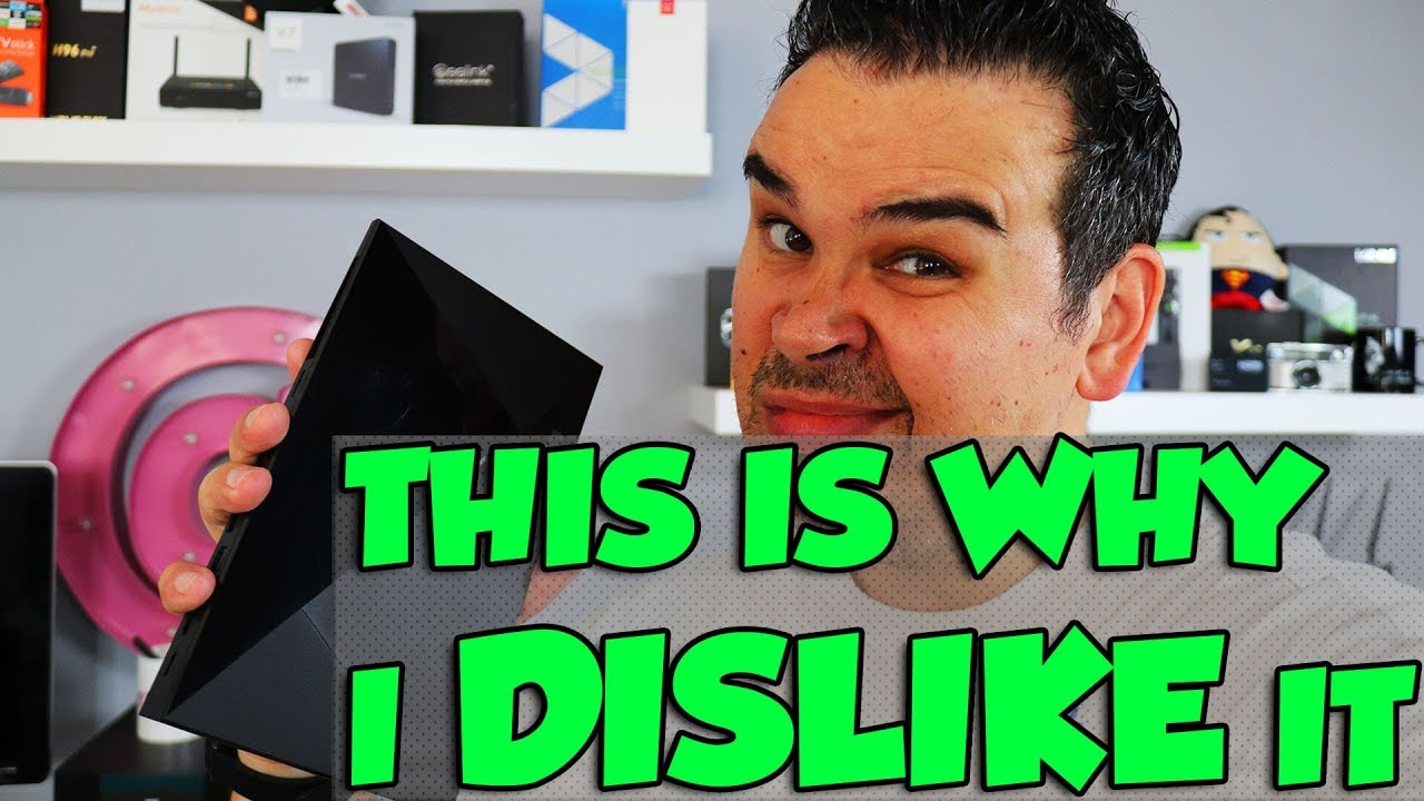 WHY I DISLIKE THE NEW NVIDIA SHIELD TV ANDROID 8.0 OREO UPDATE