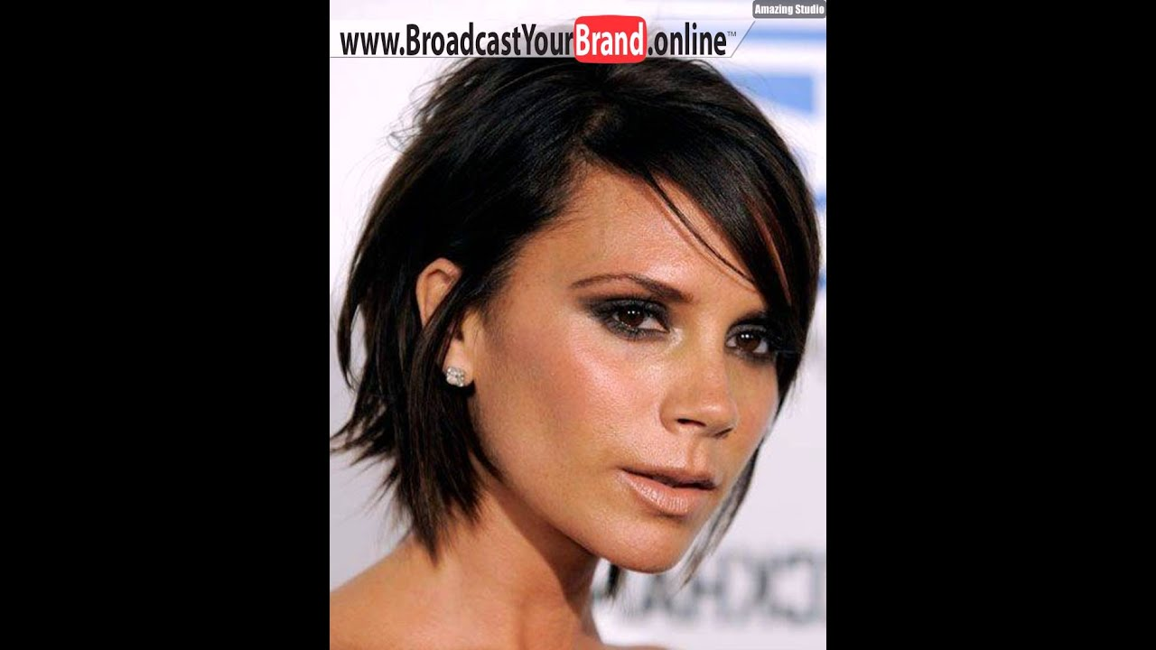 Victoria Beckham Haircut 2016 Youtube