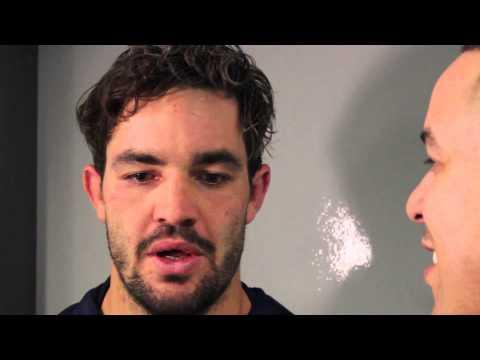 Aidan Guerra hails his 'mad' teammate Dylan Napa