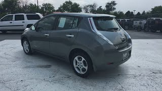 2014 Nissan LEAF on Sale at Suss Buick GMC in Aurora | Denver CO J4178
