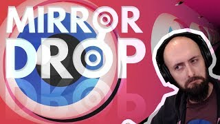 Mirror Drop [02] Psychedelic Geometric Puzzle Game