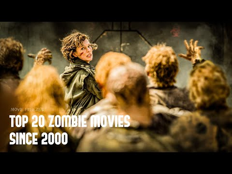 Top 20 Zombie Movies (2000-2019) [HINDI]