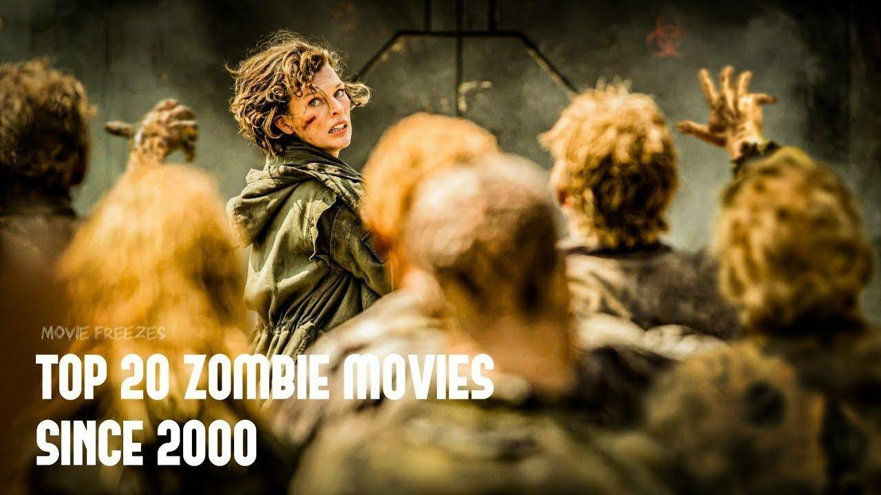 Download Top 20 Zombie Movies (2000-2019)
