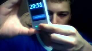 Способ разблокирования сенсорного телефона(Телефон не разбирал перчатка обычная., 2012-03-03T13:05:17.000Z)