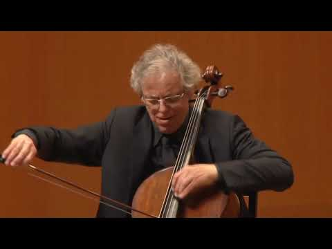 シューベルト「アルペジオーネ・ソナタ」Julius Berger (cello) & Oliver Kern (Piano)