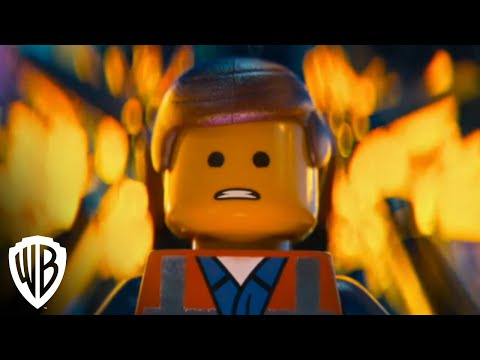 The Lego Movie - Trailer - Available Now