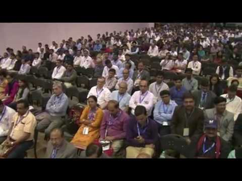 Anil Madhav Dave addresses WASTECH International Summit and Expo