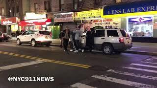 Weak fight in Bay Ridge Brooklyn