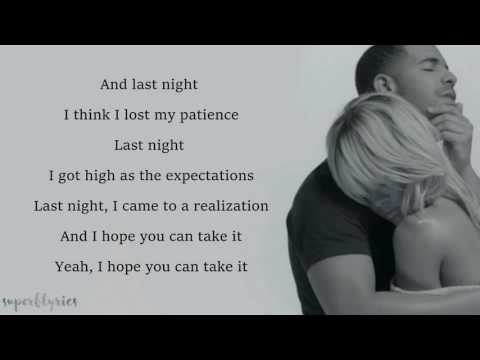 Drake   Too Good Feat Rihanna LyricsLetra