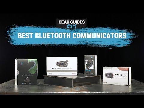 Best Motorcycle Bluetooth 2019