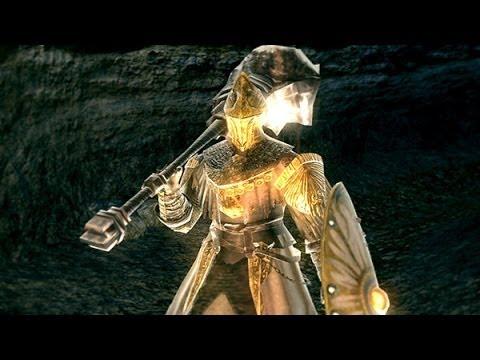 Dark souls paladin armor set location youtube publicscrutiny Gallery