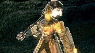 Dark Souls - Paladin Armor Set (LOCATION)