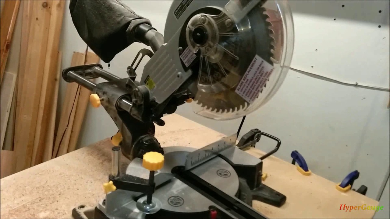 Chicago Electric 10 Miter Saw