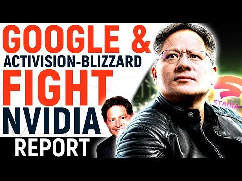 Activision-Blizzard PULLED OUT | Nvidia Geforce NOW CRUSHES Stadia, But Publishers Are Fleeing