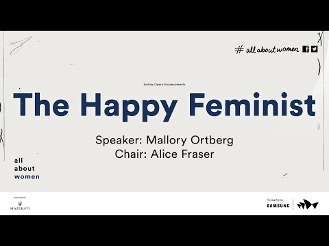 The happy feminist: Mallory Ortberg, All About Women 2016