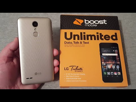 lg-tribute-dynasty-unboxing-&-first-look-(boost-mobile)