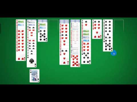 2 Suit Spider Solitaire / ПАСЬЯНС ПАУК ДВЕ МАСТИ