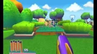 EA Playground - Dart Shootout