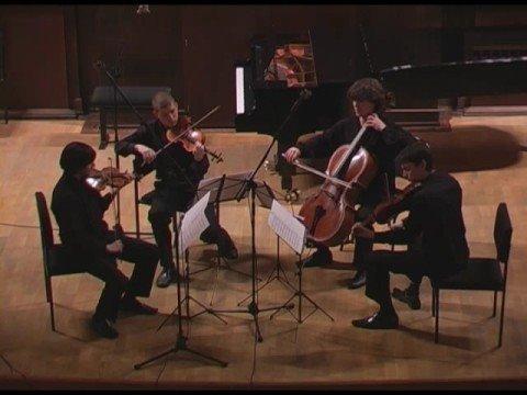 Концерт лауреатов, MOSE квартет