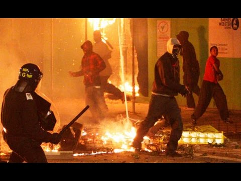 Perfect Storm: UK Riots Documentary