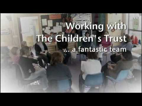 Working with The Children's Trust, Tadworth - careers film