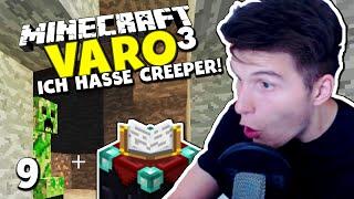 Minecraft Varo 3 #9 ✪ ICH HASSE CREEPER :( & ICH LIEBE LAVA!