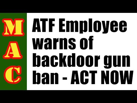 Former ATF Employee Speaks Out About Rate Increasing Devices