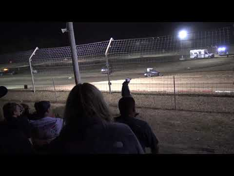 Montpelier Motor Speedway Midget  Feature Part One  9-14-19