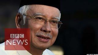 Malaysia PM Najib Razak challenged by Mahathir Mohamed to 'show accounts' BBC News