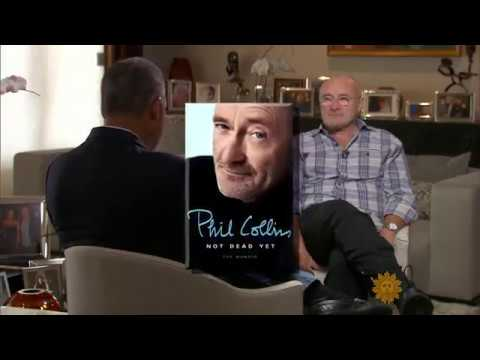 Phil Collins - Autobiography Interview Florida - CBS Sunday Morning