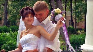 Первый танец молодых на свадьбе Ильи и Екатерины