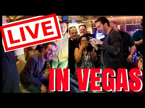 🔴LIVE in Vegas Casino ✦ $100 Wheel of Fortune + MORE! ✦ with Brian Christopher at Cosmopolitan