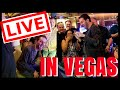 🔴LIVE in Vegas Casino ✦ Let's Light up the Town ✦ with Brian Christopher at Cosmopolitan