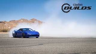 Clarion Builds NSX Gets Tuned at the Track with KW Suspension