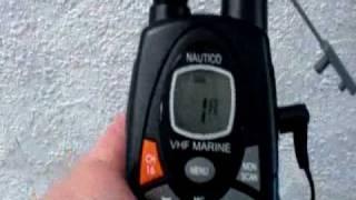 Marine Radio Nuatico 1VP Marine Electronics Electronics pubfactor.ma