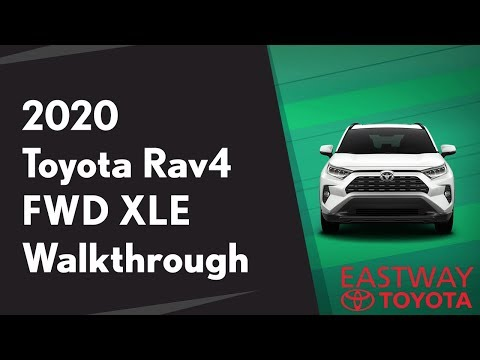2020-toyota-rav4-xle-review-|-interior-|-features-|-rafih-auto-group
