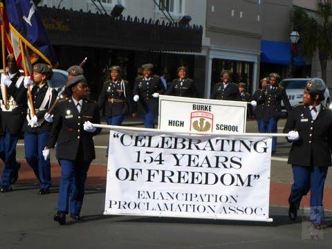 Emancipation Day Parade 2017