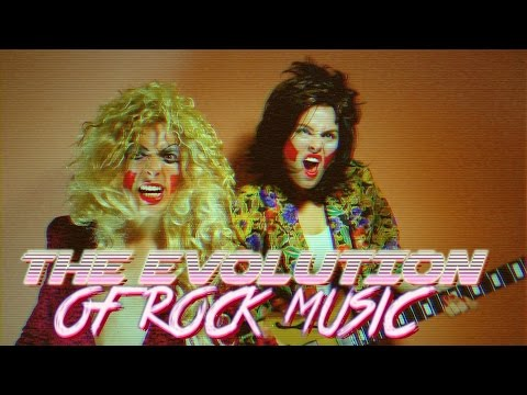 The Evolution of Rock Music