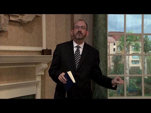 Dr. Baruch Korman - Efesios Capítulo 3 Parte 2 (Español)
