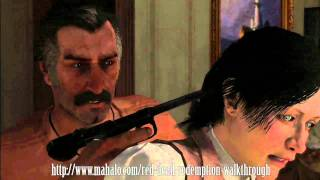 Red Dead Redemption Walkthrough- Great Men Are Not Always Wise (Part 50)