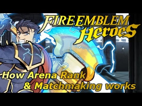 how arena matchmaking works