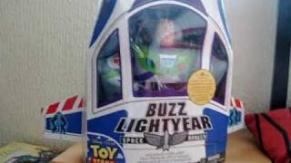 Toy Story: Andy's Toy Collection Buzz Lightyear Figure