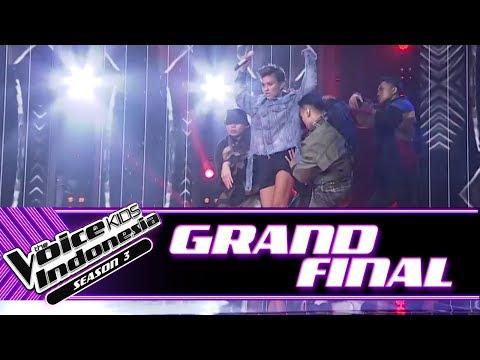 "AgnezMo ""Long As I Get Paid"" | Grand Final | The Voice Kids Indonesia Season 3 GTV Mp3"