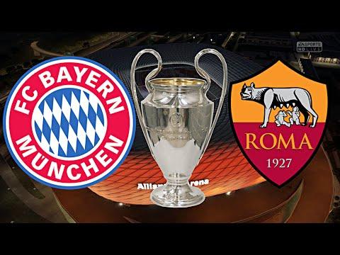 FIFA 15 - FC Bayern München gegen AS Rom (Champions League ACHTELFINALE Rückspiel) ◄FCB #45/S2►