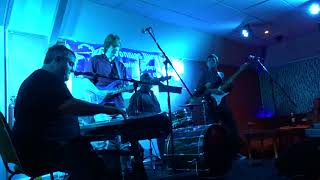 """Ben Waters Band """"Swanee River Boogie"""" live at Vonnies Blues Club Cheltenham UK"""
