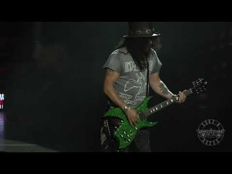 Guns N' Roses - Not In This Lifetime Selects: Chinese Democracy, Salt Lake City